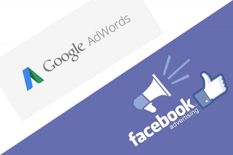Διαφημιστικές καμπάνιες Google & Facebook