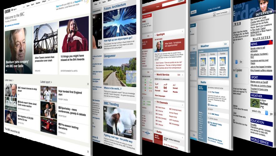 Κατασκευή ιστοσελίδων από την Likenet