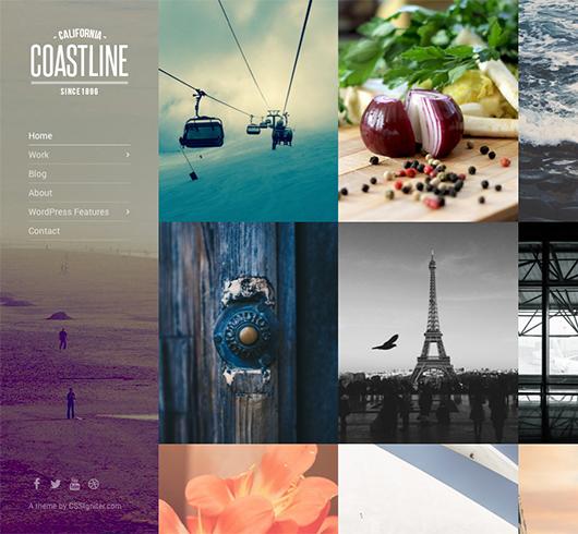On line portfolio-photography