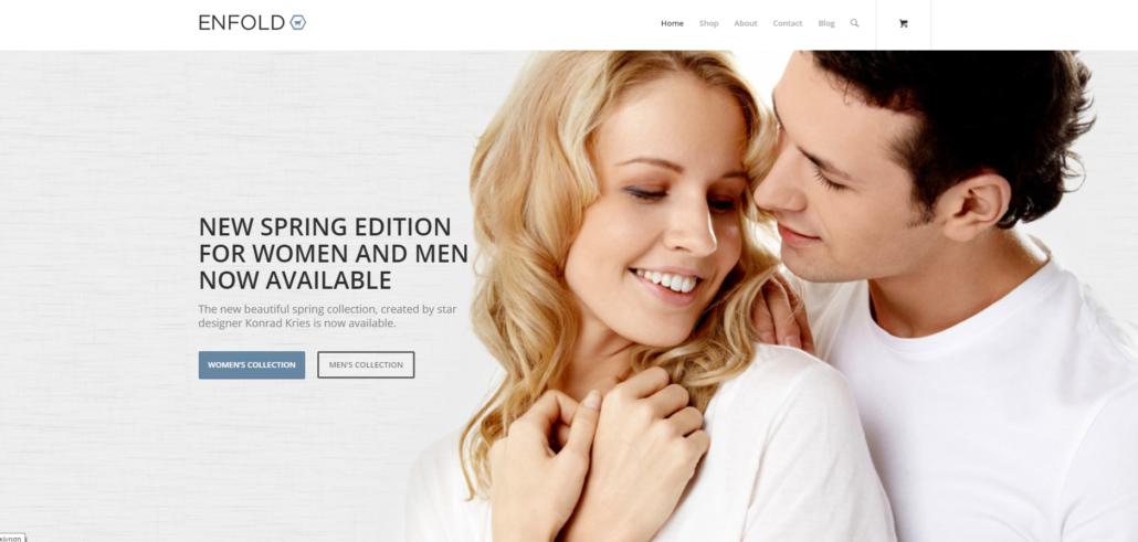 on line website business