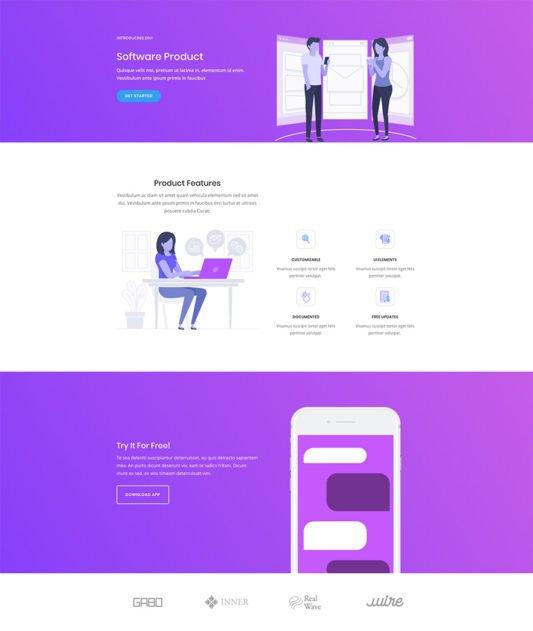 Business on line website